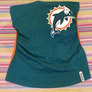 Miami Dolphins halter top